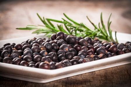 juniper: juniper berries