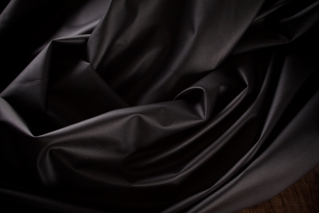 black satin: Tela de sat�n negro de cerca