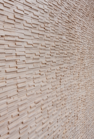 stone tile on the wall, perspective view Stock Photo - 20943104