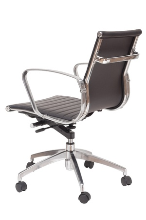 modern office chair isolated on white Stock Photo - 21307722