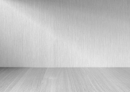 bw: B&W zen style empty interior room.