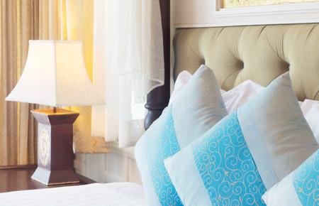 luxury bedroom: luxury contemporary thai style bedroom.