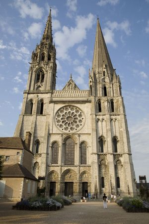 Chartres Cathedral; France