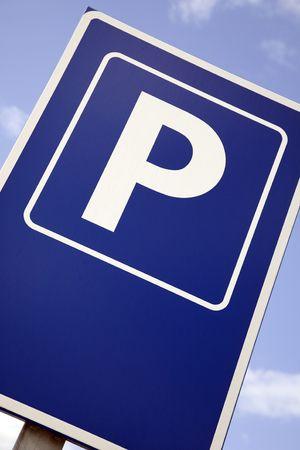 se�al parking: Inicio de sesi�n de estacionamiento