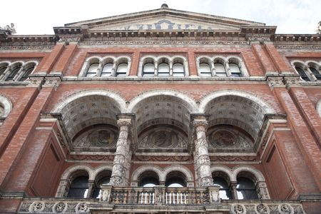 Victoria and Albert Museum in London; England photo