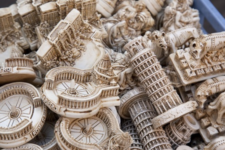 Souvenirs of Rome, Italy, Europe