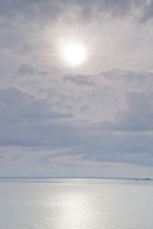 Seascape and Cloudscape of the Outer Hebrides, Scotland, UK