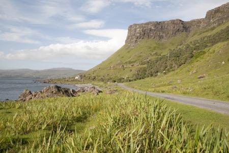 Mull: Isle of Mull; Scotland; UK Stock Photo