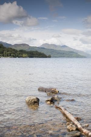 loch lomond: Loch Lomond; Scotland; UK