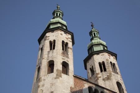 andrew: St Andrew Church; Krakow; Poland; Europe