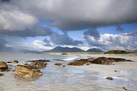 connemara: Coast at Tully Cross, Connemara National Park, County Galway, Ireland