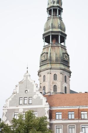 lutheran: St Peters Lutheran Church, Riga, Latvia