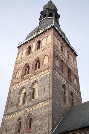 dom: Rigas cath�drale Dom, Riga, Lettonie