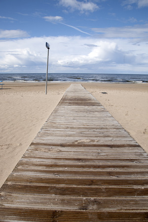 jurmala: Jurmala Beach Riga, Latvia