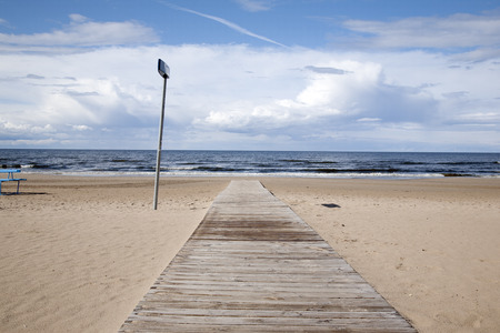 Jurmala Beach Riga, Latvia