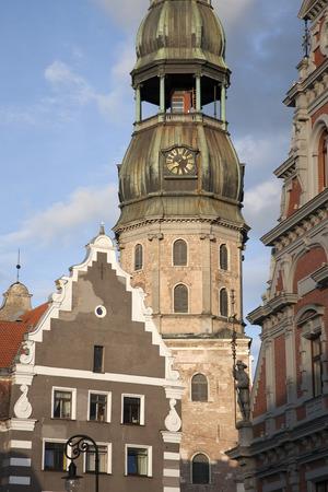 peters: St Peters Lutheran Church, Riga, Latvia