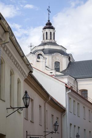 vilnius: Holy Spirit Church, Vilnius, Lithuania