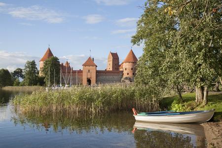 vilnius: Island Castle; Trakai; Vilnius; Lithuania