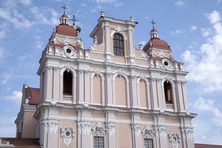 casimir: St Casimir Church, Vilnius, Lithuania