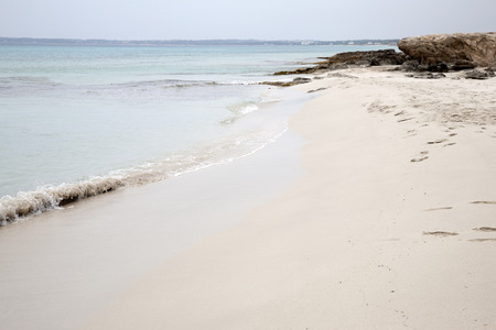 formentera: Beach, Formentera, Balearic Islands, Spain