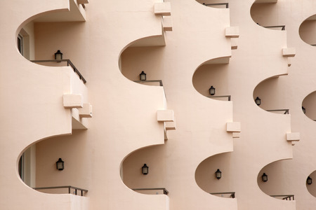 hotel building: Hotel Building, Balearic Islands, Spain