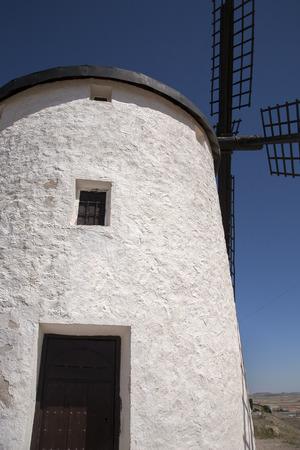 mancha: Windmill; Consuegra; Toledo, Castilla La Mancha; Spain