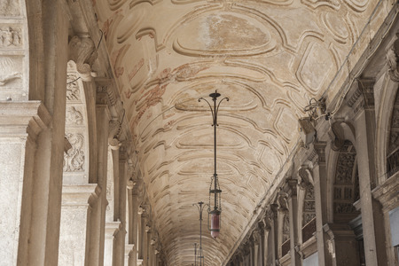 st marks square: San Marcos - St Marks Square, Venice; Italy