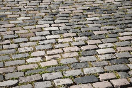 Cobble Stones Street Background
