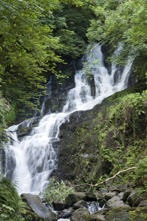 county kerry: Torc Waterfall, Killarney National Park, County Kerry, Ireland