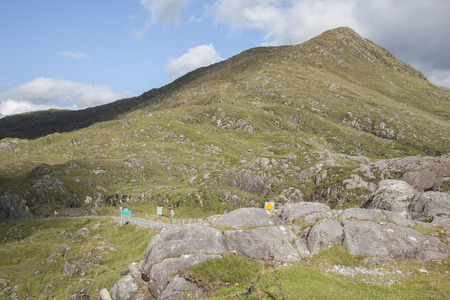 kerry: Molls Gap; Killarney National Park, County Kerry; Ireland