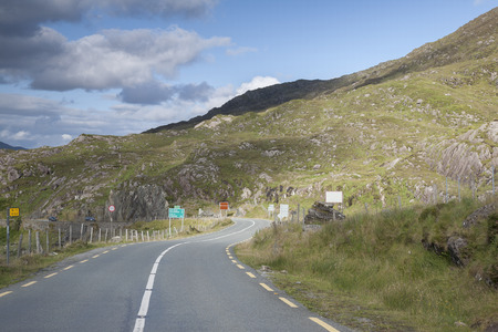 county kerry: Molls Gap; Killarney National Park, County Kerry; Ireland