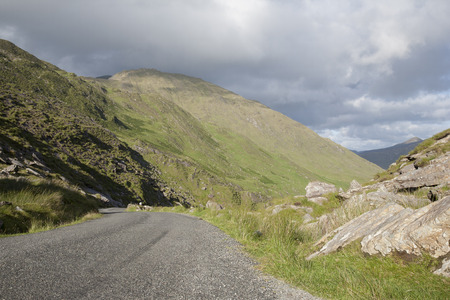 county kerry: Ballaghbeama Gap; Killarney National Park; County Kerry; Ireland