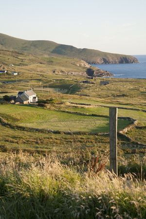 county kerry: Portmagree Cliffs, County Kerry; Ireland