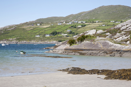 county kerry: Derrymore Bay Beach; County Kerry; Ireland