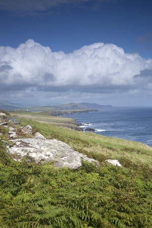 dingle: View from Fahan, South-West Dingle Peninsula, Ireland