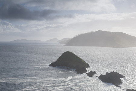 Lure and Blasket Islands, Dingle Peninsula, Ireland