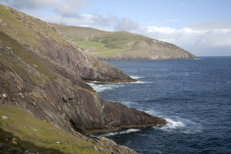 dingle: Slea Head; Dingle Peninsula, Ireland Stock Photo