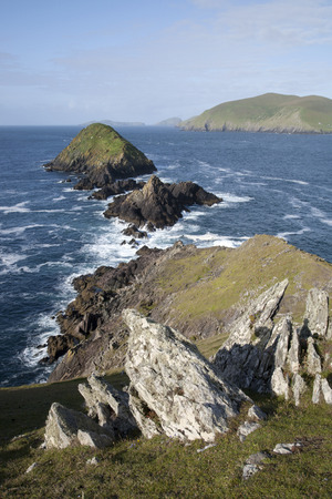 dingle: Lure and Blasket Islands, Dingle Peninsula, Ireland