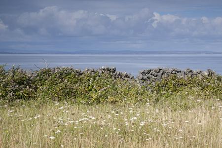 aran islands: Open Countryside near Kilronan on Inishmore, Aran Islands, Ireland