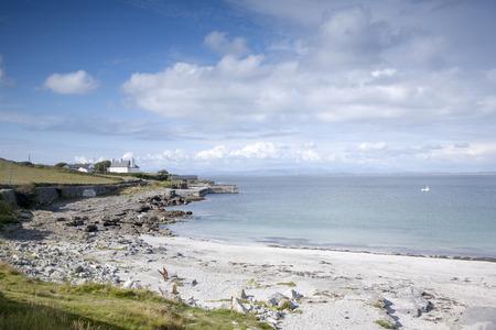 aran: Kilmurvey Beach, Inishmore; Aran Islands; Ireland