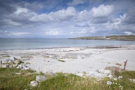 aran islands: Kilmurvey Beach, Inishmore; Aran Islands; Ireland