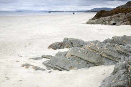 connemara: Lettergesh Beach, Connemara National Park, County Galway, Ireland