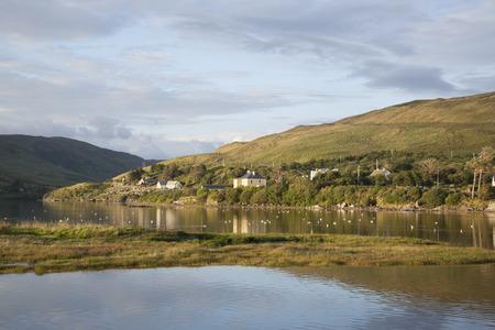 connemara: Killary Fjord, Leenane, Connemara National Park, Galway, Ireland
