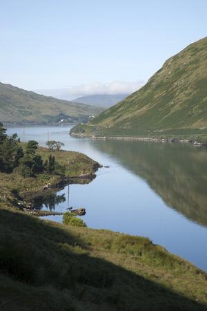 connemara: Killary Fjord, Connemara National Park; Galway; Ireland