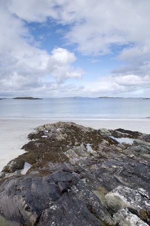 connemara: Glassillaun Beach, Killary Fjord, Connemara National Park, County Galway, Ireland