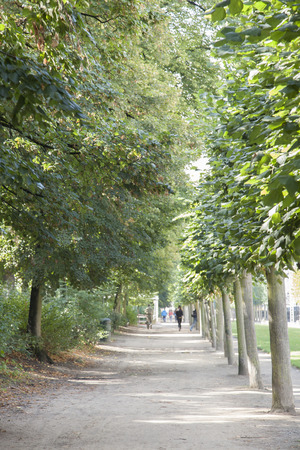 parc: Brussels Park - Parc de Bruxelles - Warandepark, Belgium