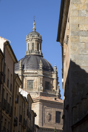 salamanca: Clerecia University Building Dome, Salamanca, Europe
