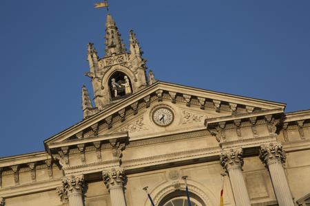 ville: City Hall - Hotel de Ville, Avignon, France