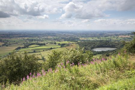 moors: Sutton Bank Landscape, North York Moors, England, UK
