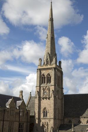 durham: St Nicholas Church, Durham; England, UK